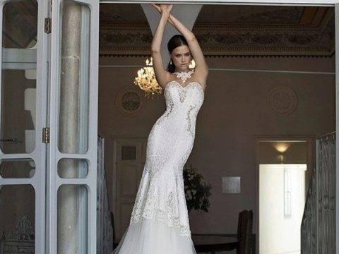 Как выбрать свадебное платье: тип фигуры, цвет платья и фасоны (57 фото)