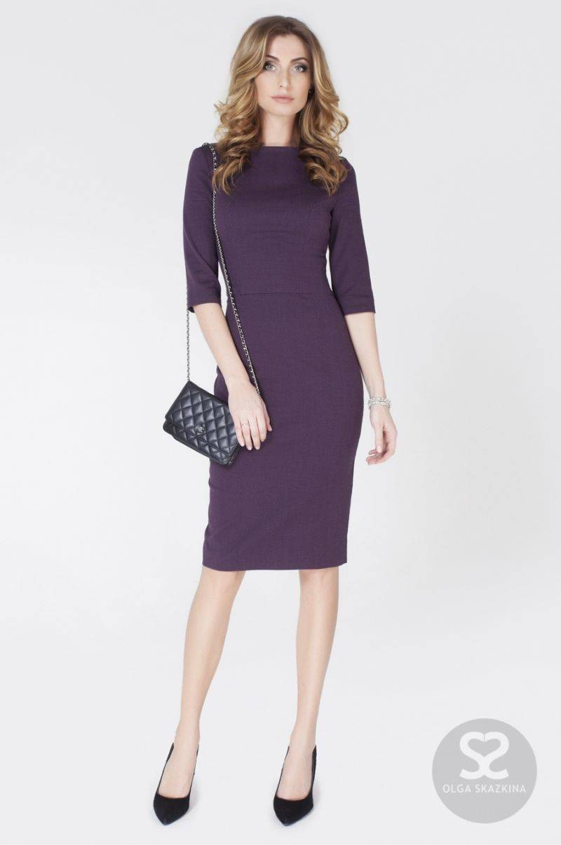 Вечерние платья с длинным рукавом: в пол и короткие варианты (42 фото)