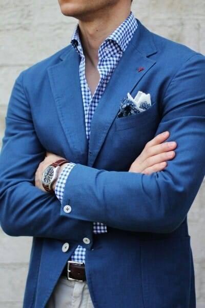 Как мужчине одеться на свадьбу летом?
