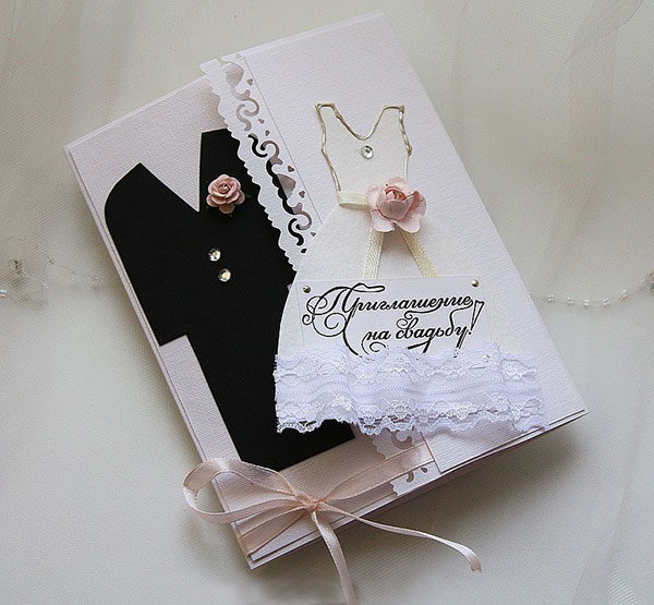 Классические приглашения на свадьбу. примеры красивых текстов для пригласительных.