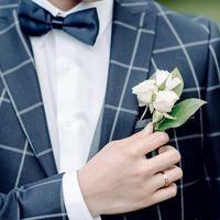 Образ жениха — модные правила создания гармонии стиля + 83 фото