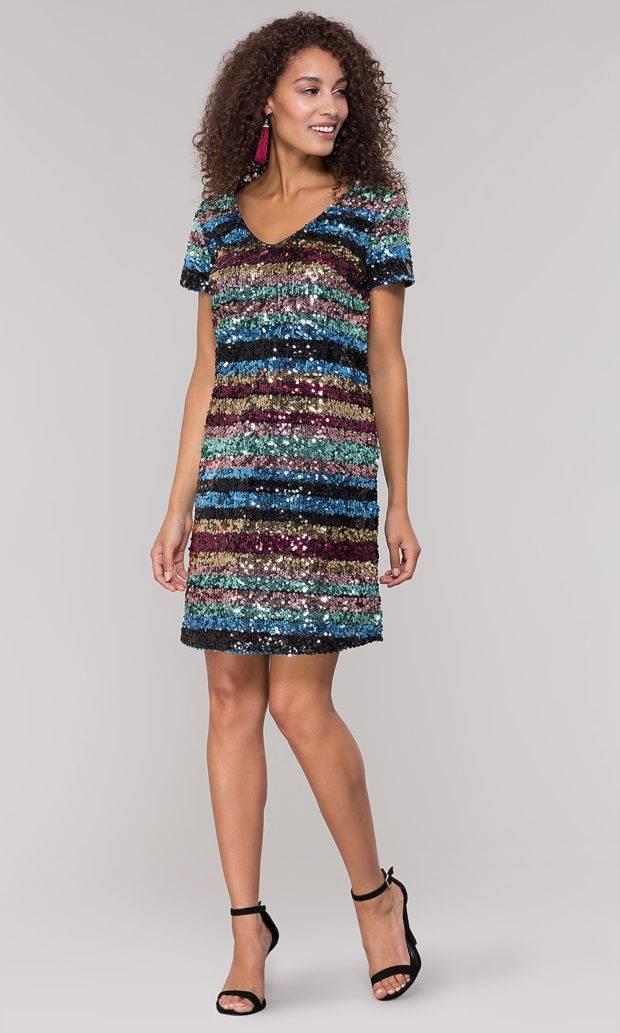 Платье с открытой спиной: 175 фото