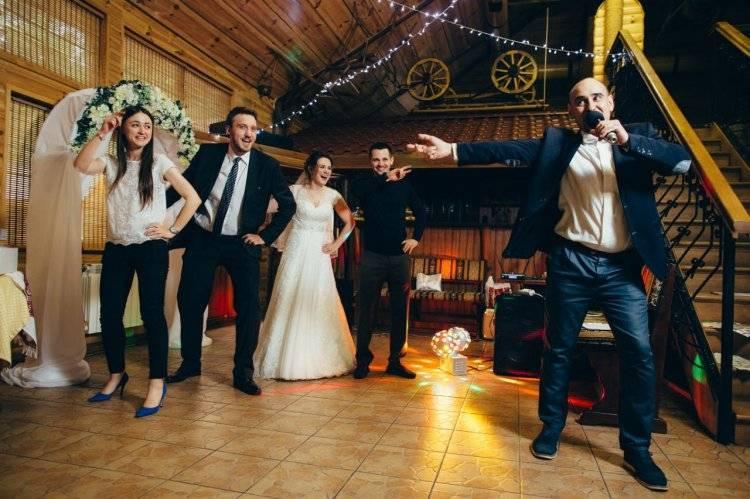 Веселые игры и конкурсы для жениха и невесты