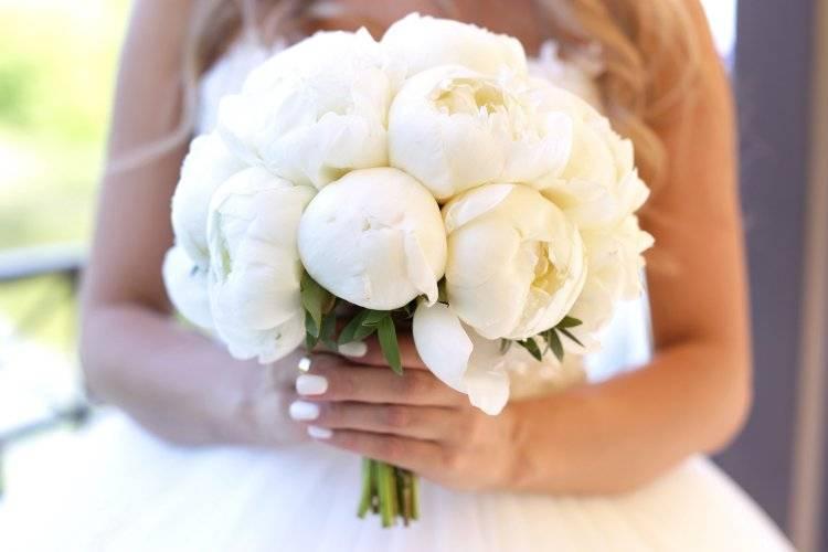 Все о нем: букет невесты