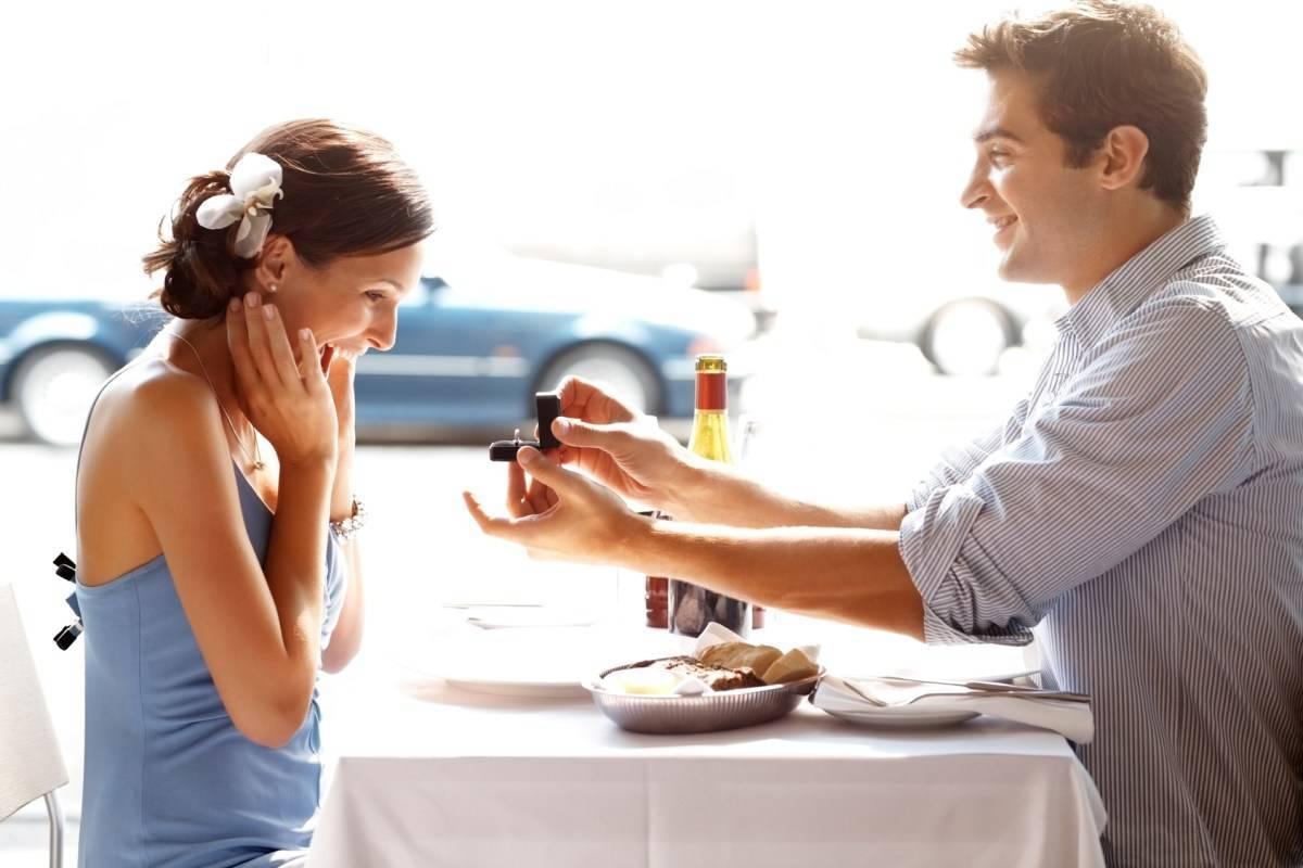Как сделать предложение девушке: 51 идея