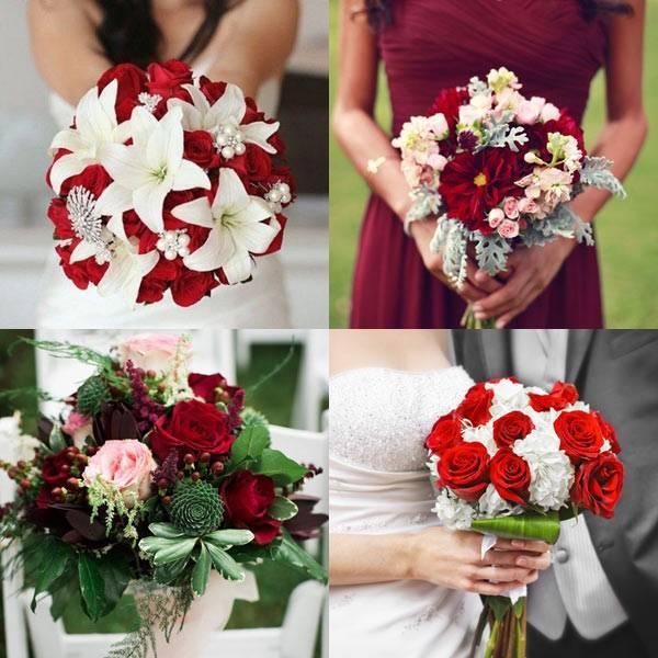Как подобрать свадебный букет к свадебному платью: классические а авангардные решения