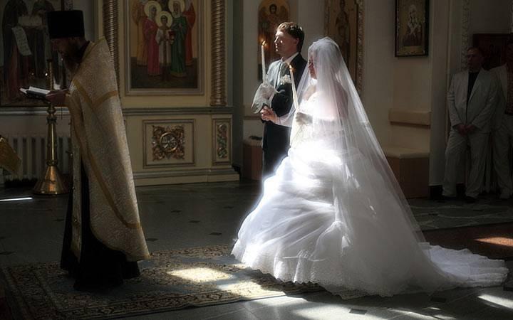 Венчальный календарь на 2020 год