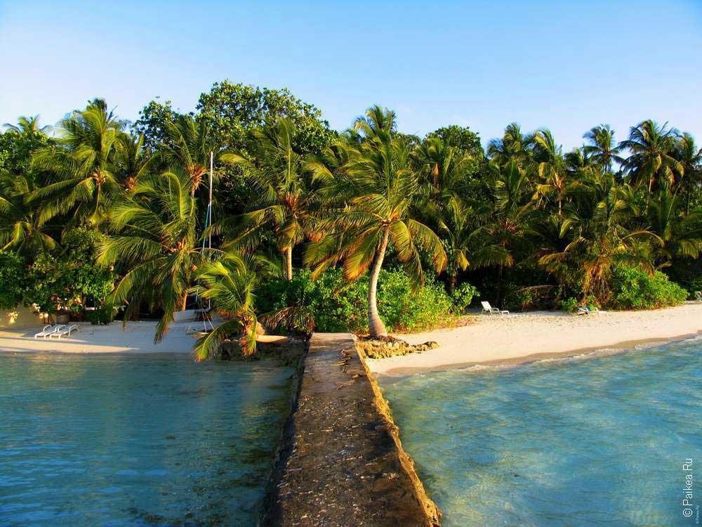 Куда поехать в свадебное путешествие на острова