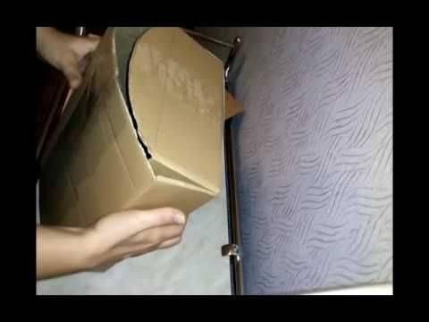 Коробка для денег (сундук) на свадьбу своими руками в виде домика или сердца, мастер класс