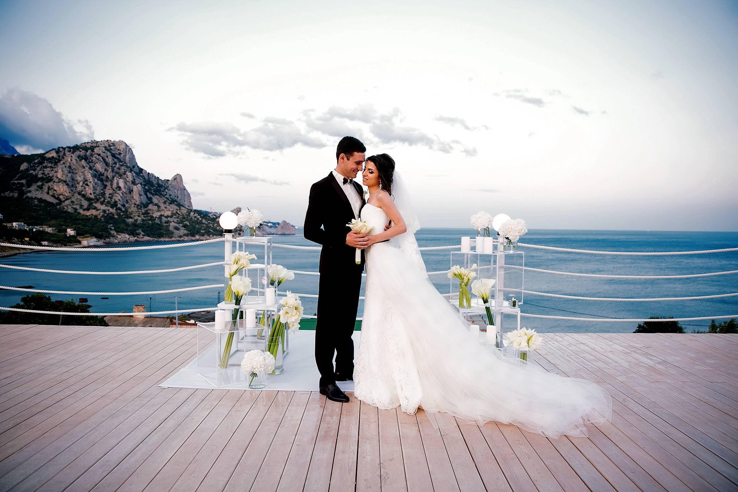 Свадебные приметы для невесты - букет и аксессуары