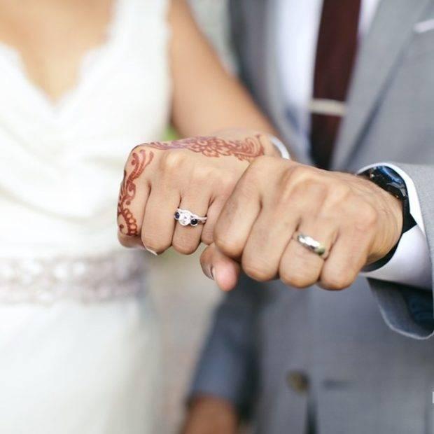 Необычные свадебные/обручальные кольца (фото) - город.томск.ру