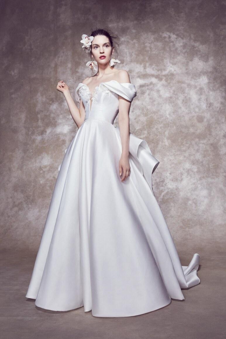 Свадебные платья для второго брака: идеи образов для второй свадьбы, замужества