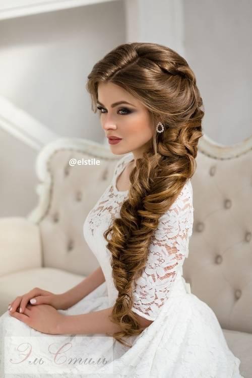 Натуральные накладные волосы на заколках и прически своими руками