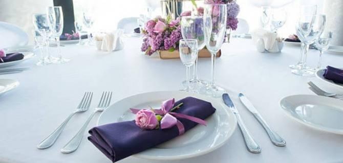 Как безупречно составить банкетное меню на свадьбу