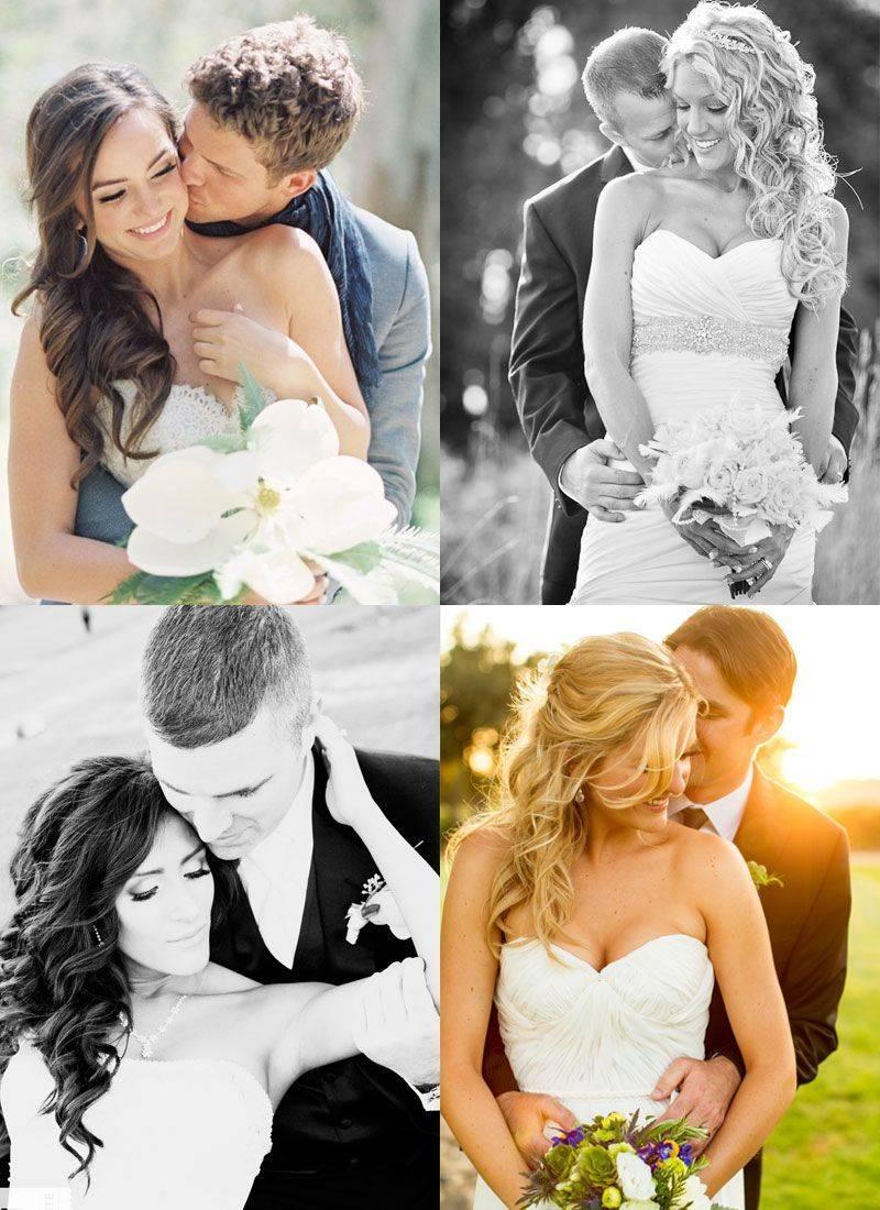 Топ-40 поз для свадебной фотосессии: как правильно позировать, чтобы сделать красивые снимки?