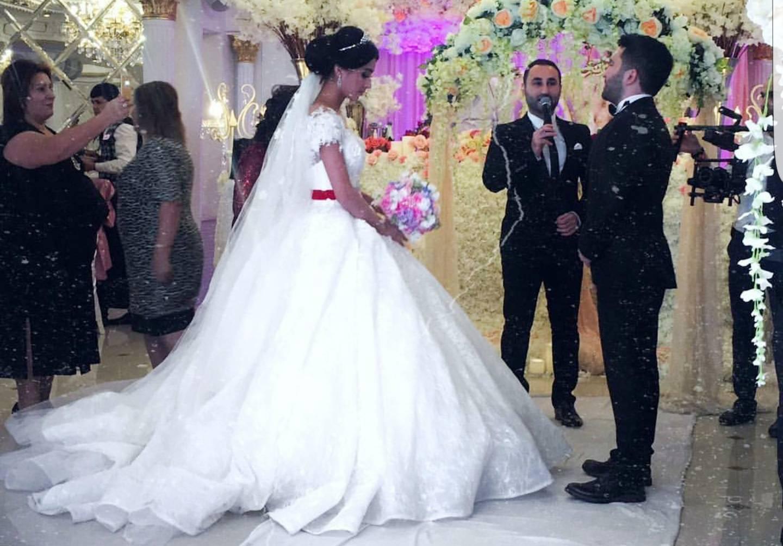 Как проходит арабская свадьба (фото)