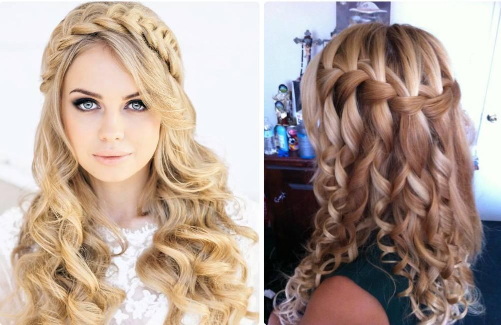 Свадебные прически на средние волосы. 240 фото укладок для невесты.   raznoblog - сайт для женщин и мужчин