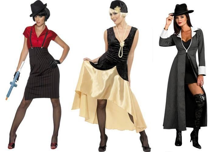 Платье в стиле «чикаго» (49 фото): 20-х годов, 30-х годов