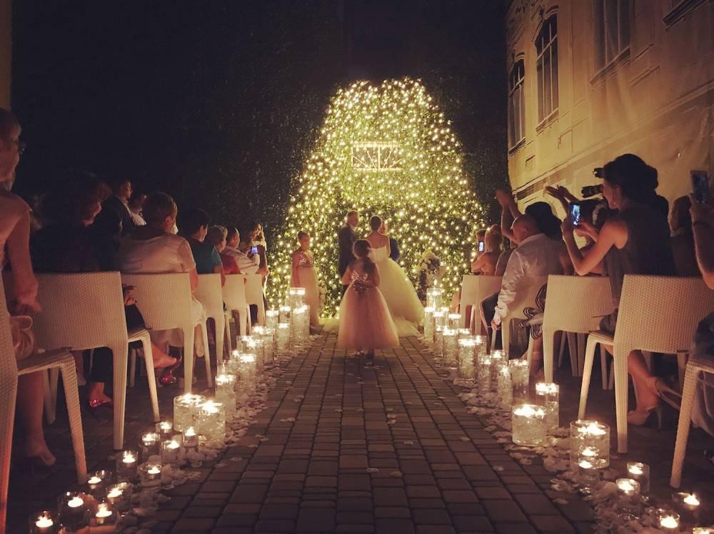 Куда пойти жениться: свадьба за границей
