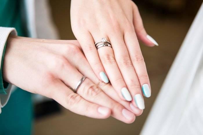 На каком пальце мужчины носят обручальное кольцо?