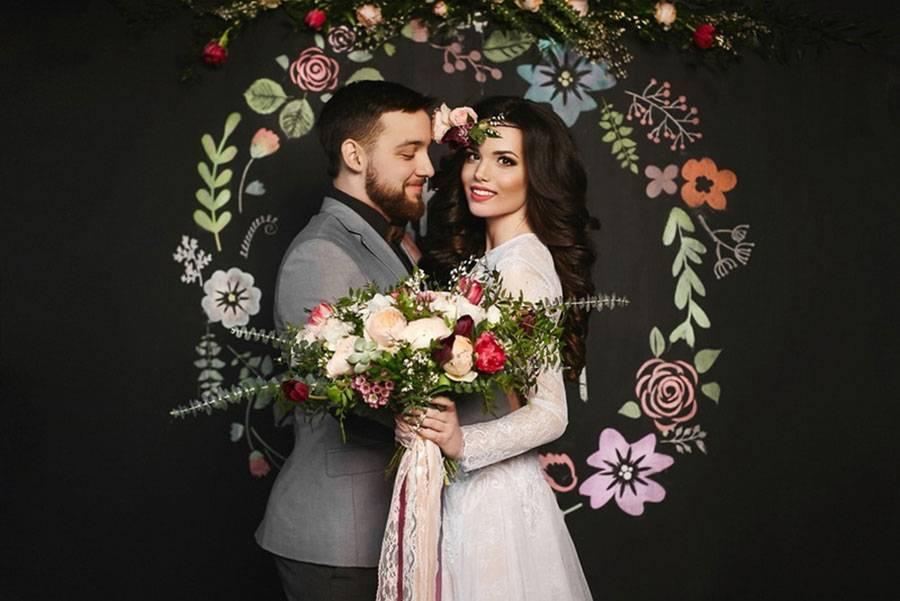 Оформление баннера на свадьбу. свадебный баннер фото. идеи, каким может быть свадебный баннер