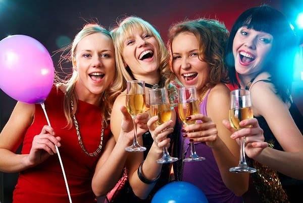 Идеи для девичника в клубе