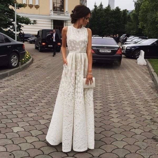 Очарование платьев свободного кроя
