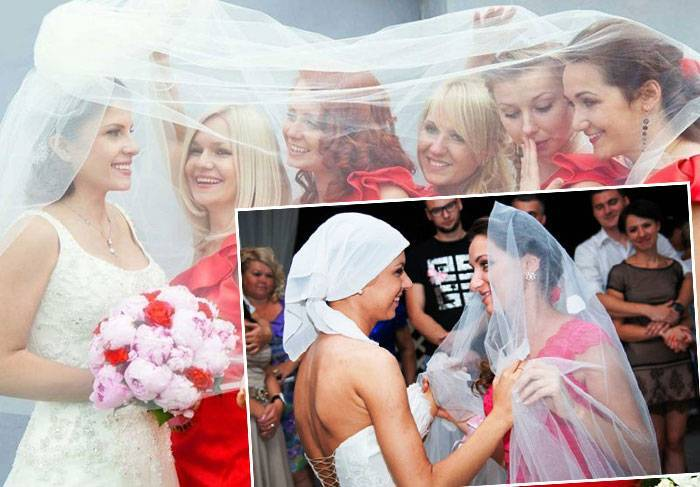 Как выбрать фату к свадебному платью: традиции и рекомендации