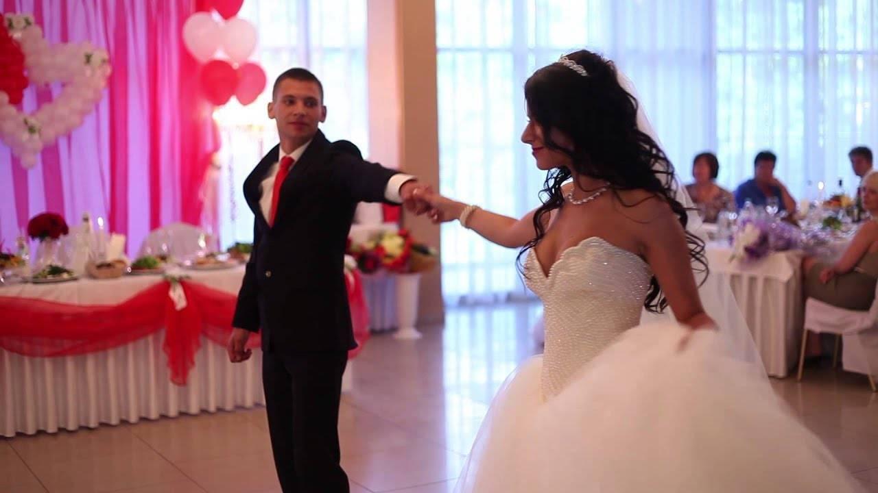 Постановка красивого свадебного танца самостоятельно