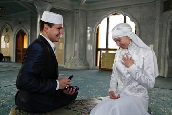 Мусульманская свадьба: обычаи и традиции