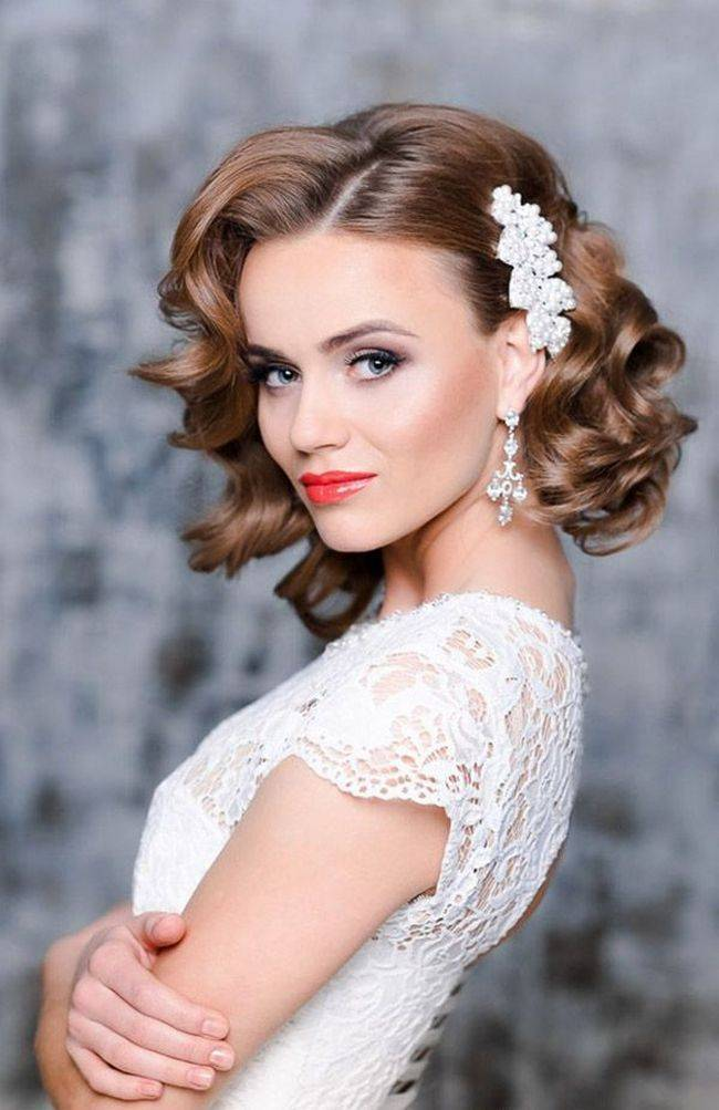 Неотразимые свадебные прически 2020-2021 - фото, тренды, лучшие идеи укладки | beautylooks