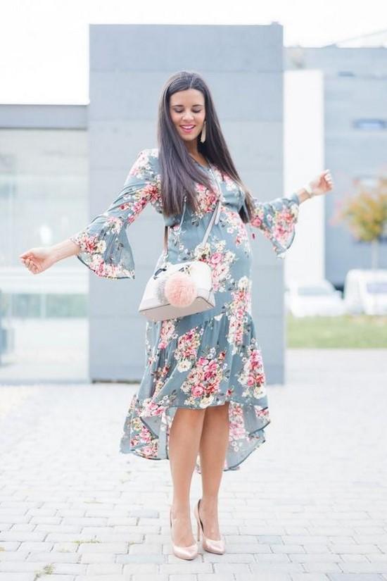 Стильные платья для беременных 2020-2021: красивые модельки платья, фото идеи