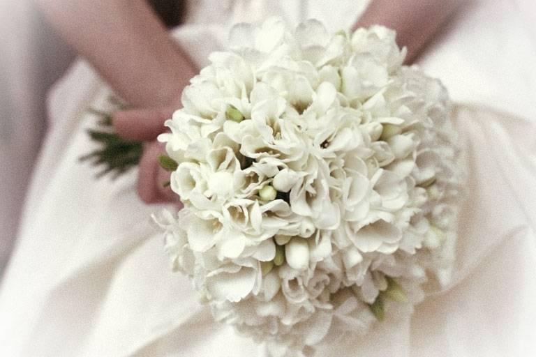 Нюансы выбора букета невесты