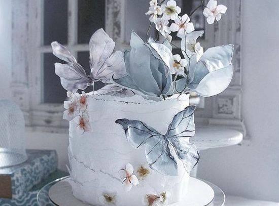Какой свадебный торт выбрать в 2020 году: 7 горячих трендов
