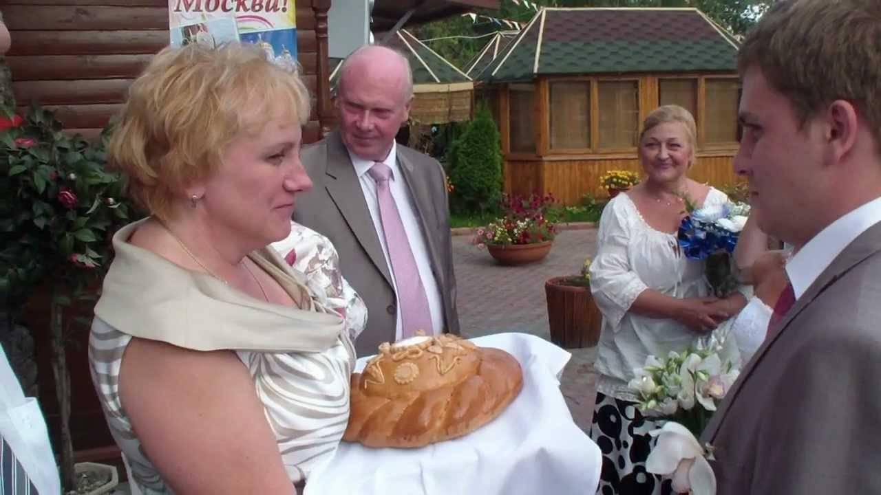 Свадебный каравай — традиции