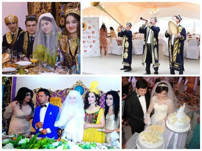 Мусульманские свадьбы: традиции и обычаи