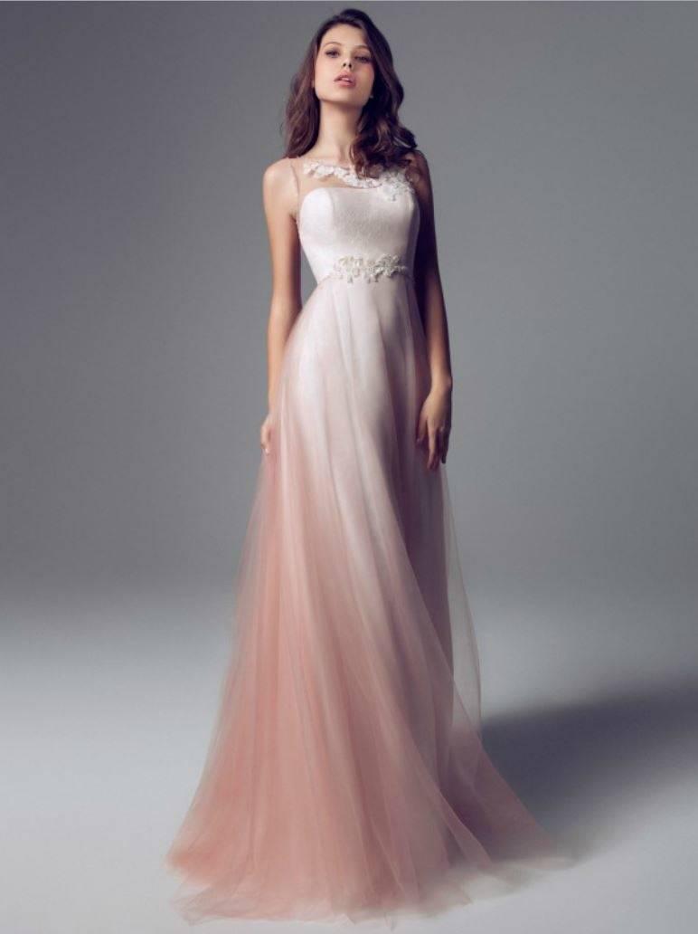 Замуж в розовом: как выбрать безупречное свадебное платье и чем его дополнить