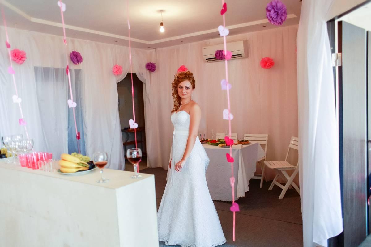 Как украсить комнату  или квартиру невесты, свадебный декор