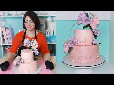 Декор тортов: варианты оформления своими руками в домашних условиях. 120 фото, рецепты и особенности приготовления