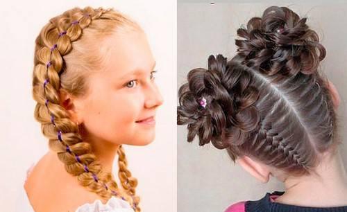 Прически с косами: лучшие идеи от стилистов