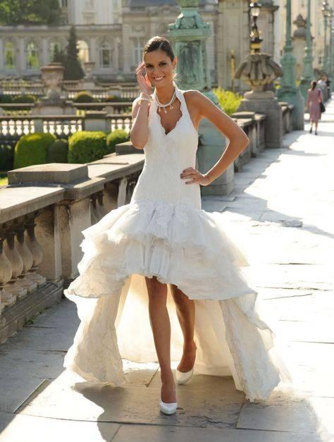 Платья из фатина: выглядеть, как принцесса