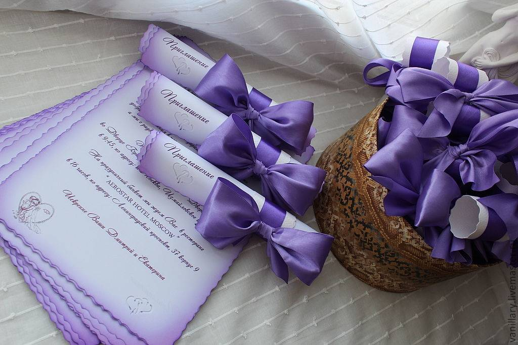 Пригласительные на свадьбу своими руками: шаблоны, пошаговая инструкция, видео советы