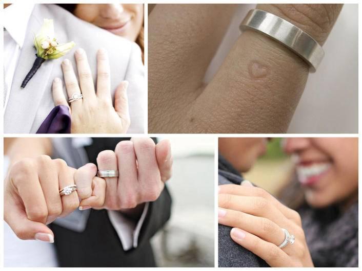 Можно ли носить обручальное кольцо до свадьбы