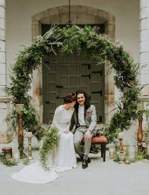В каком цвете сделать оформление свадьбы в 2020 году: модные тренды и тенденции