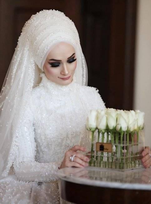 Образ мусульманской невесты (фото)