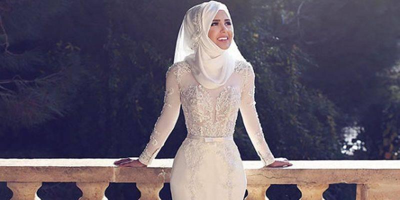 Нарядные и домашние мусульманские платья
