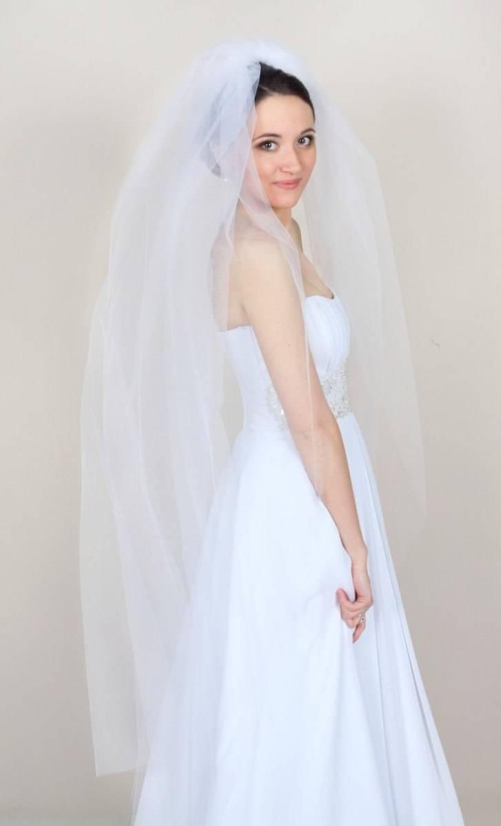 Зачем невесте фата?