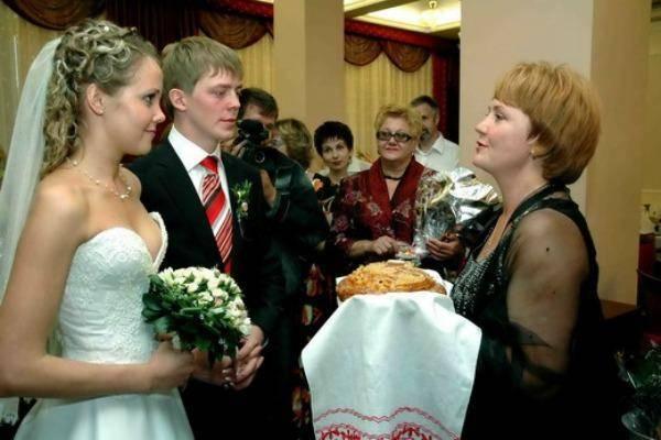 Поздравления на свадьбу сыну от родителей трогательные