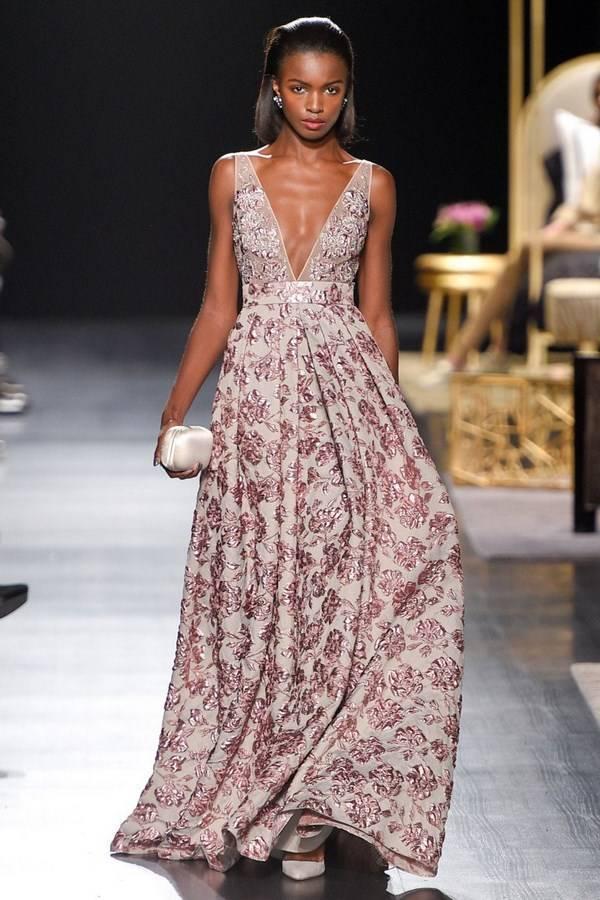 Вечернее платье с корсетом: женские длинные и короткие модели