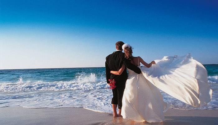 Куда поехать в медовый месяц?